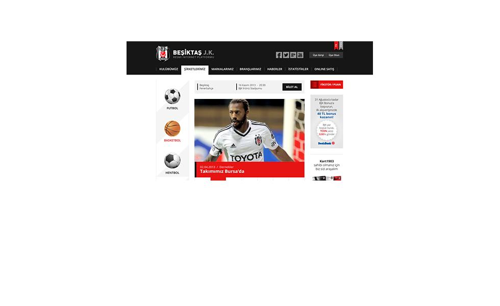 Beşiktaş J.K.